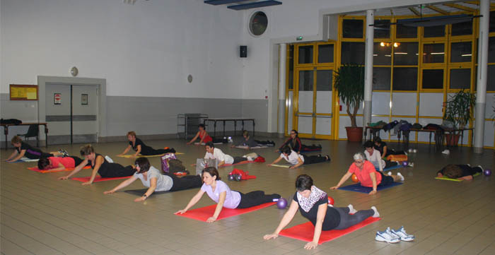 Fit-form héricourt cours de Pilates